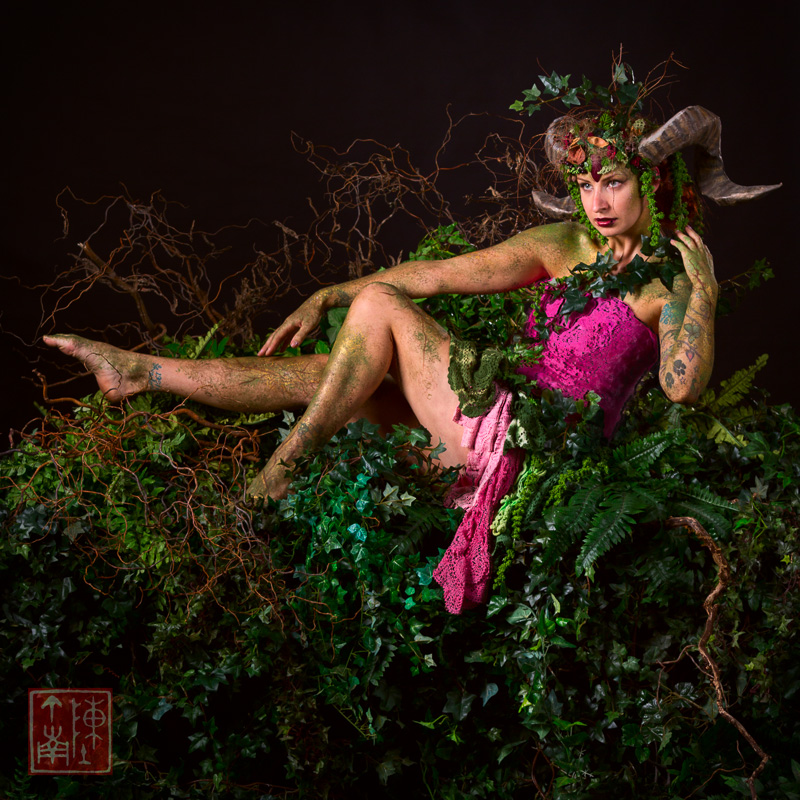 Forest Nymph Fantasy